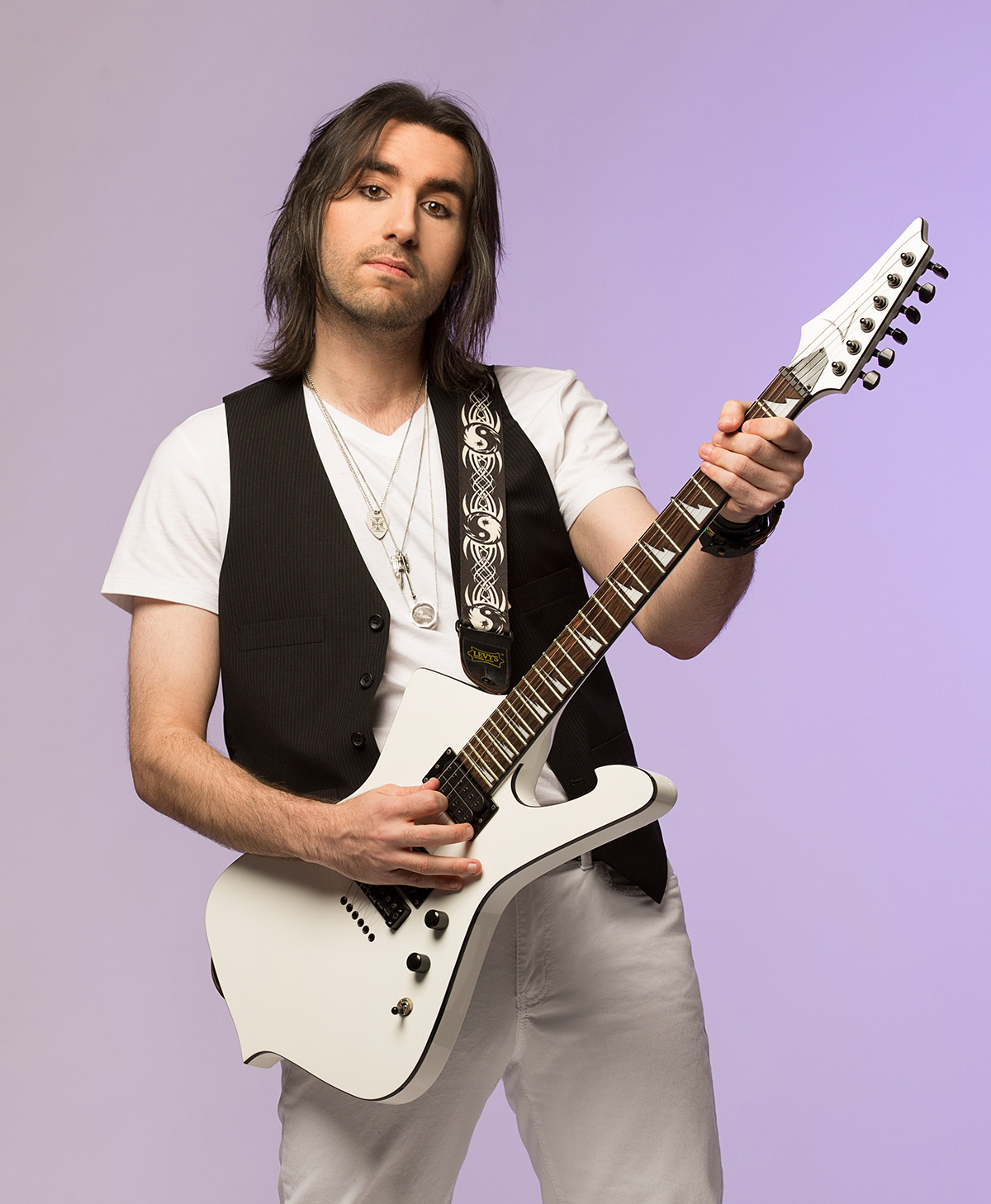 Peter Tentindo - Professional - With Guitar
