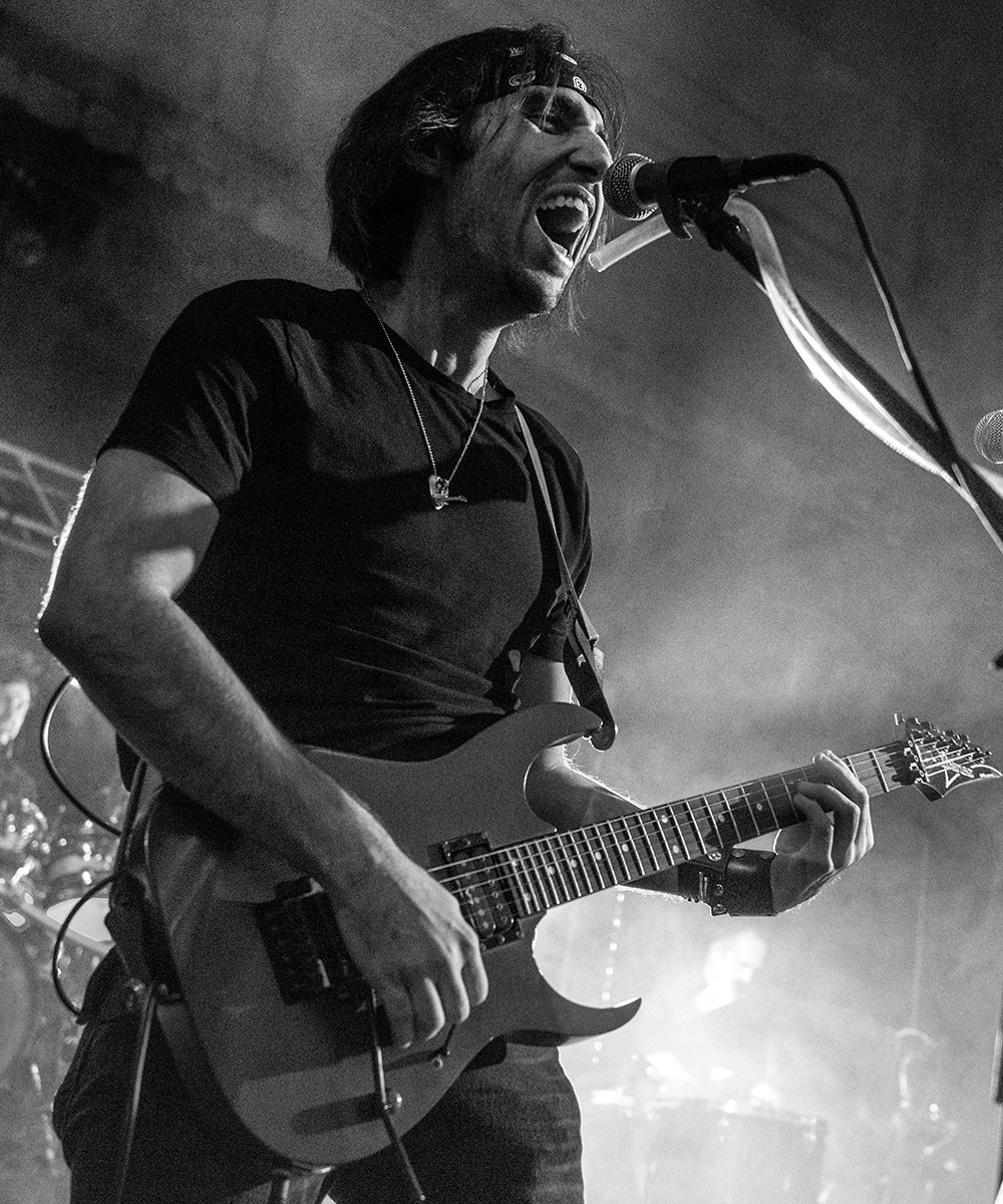 Peter Tentindo - Live - Electric Guitar
